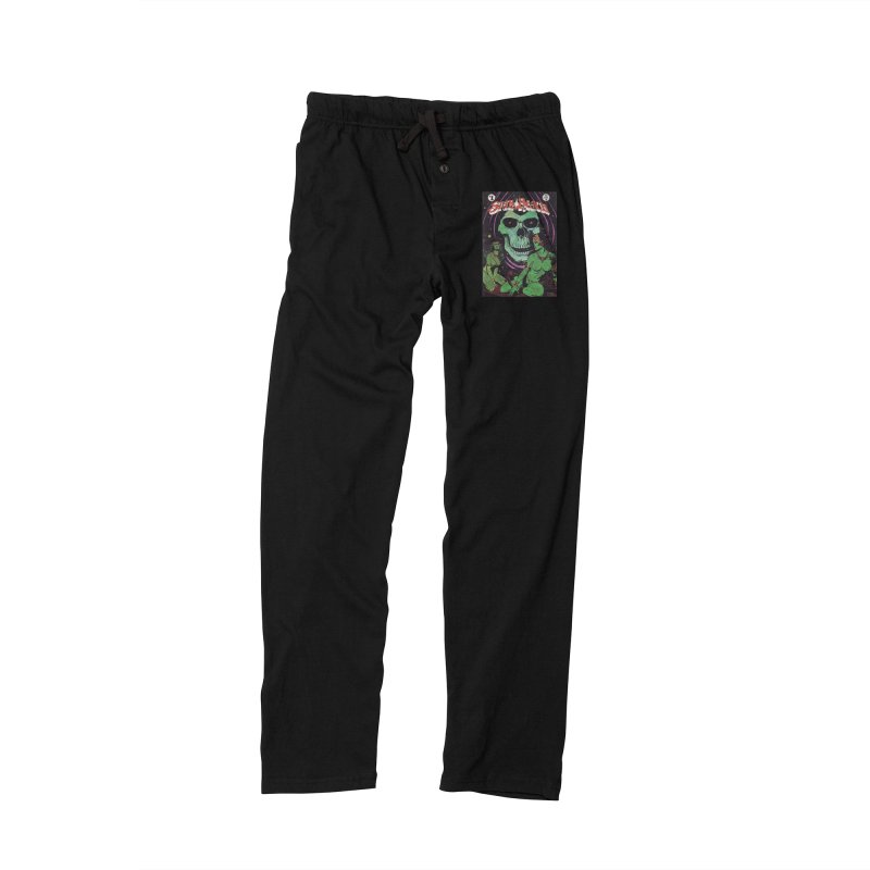 reaching for death Women's Lounge Pants by rockthestereo's Artist Shop