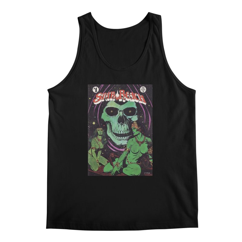 reaching for death Men's Tank by rockthestereo's Artist Shop