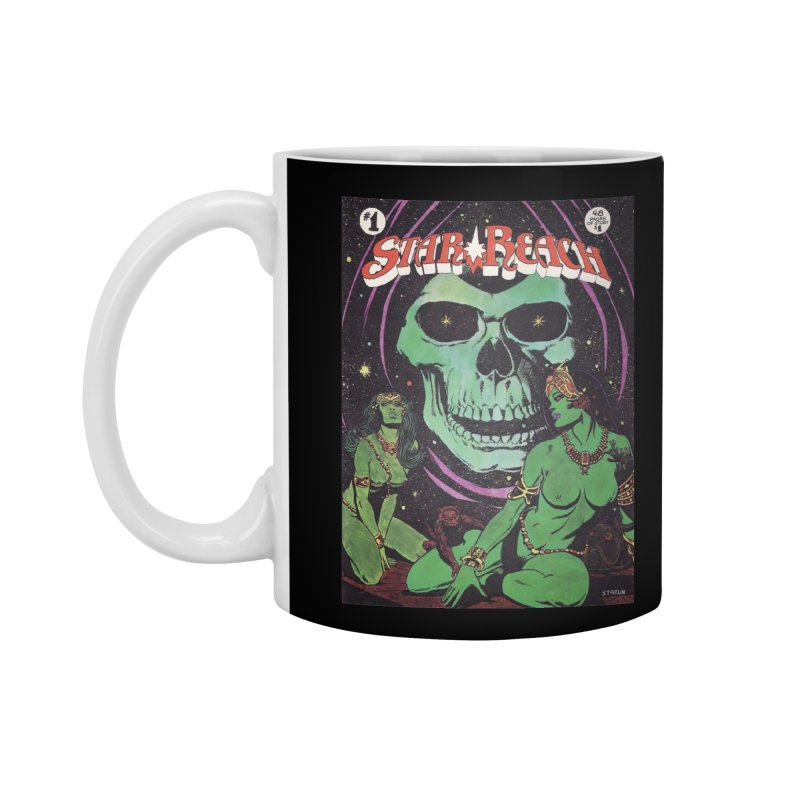 reaching for death Accessories Mug by rockthestereo's Artist Shop
