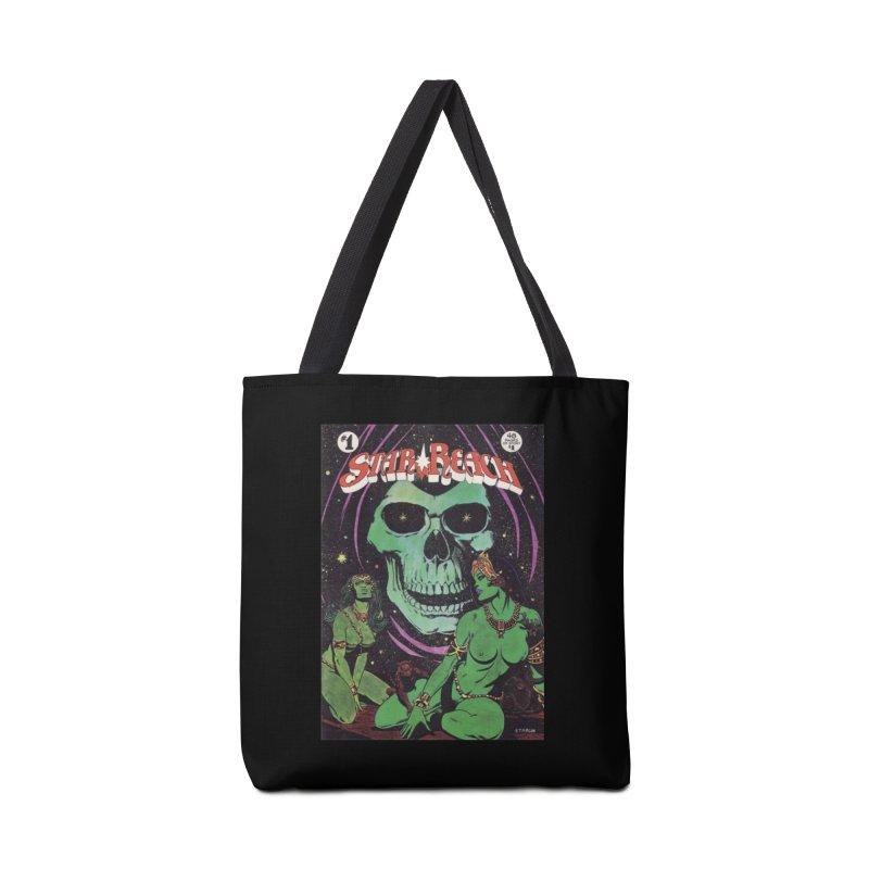 reaching for death Accessories Bag by rockthestereo's Artist Shop