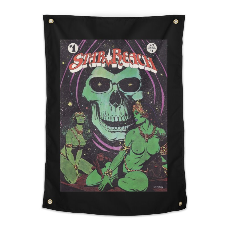 reaching for death Home Tapestry by rockthestereo's Artist Shop