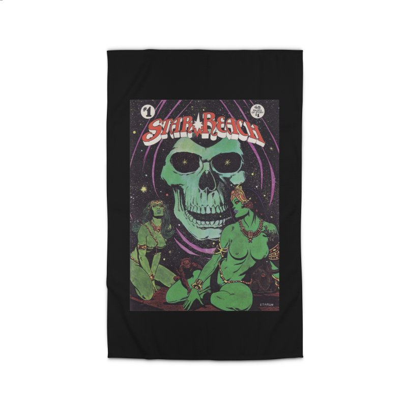 reaching for death Home Rug by rockthestereo's Artist Shop