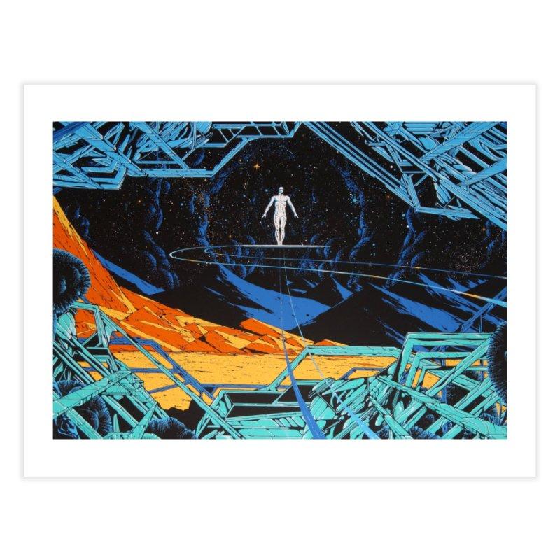 Hori Surf Home Fine Art Print by rockthestereo's Artist Shop