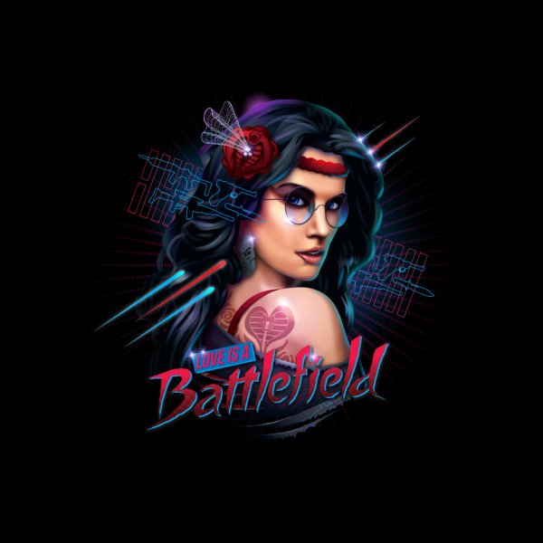 image for Love is a Battlefield