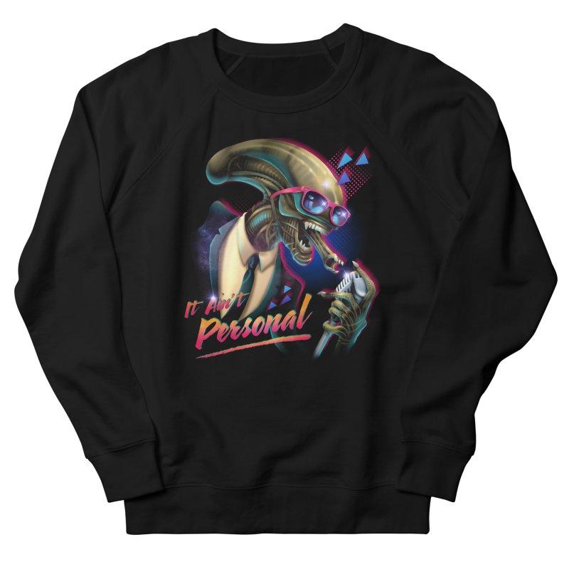 It Ain't Personal! Men's Sweatshirt by Rocky Davies Artist Shop