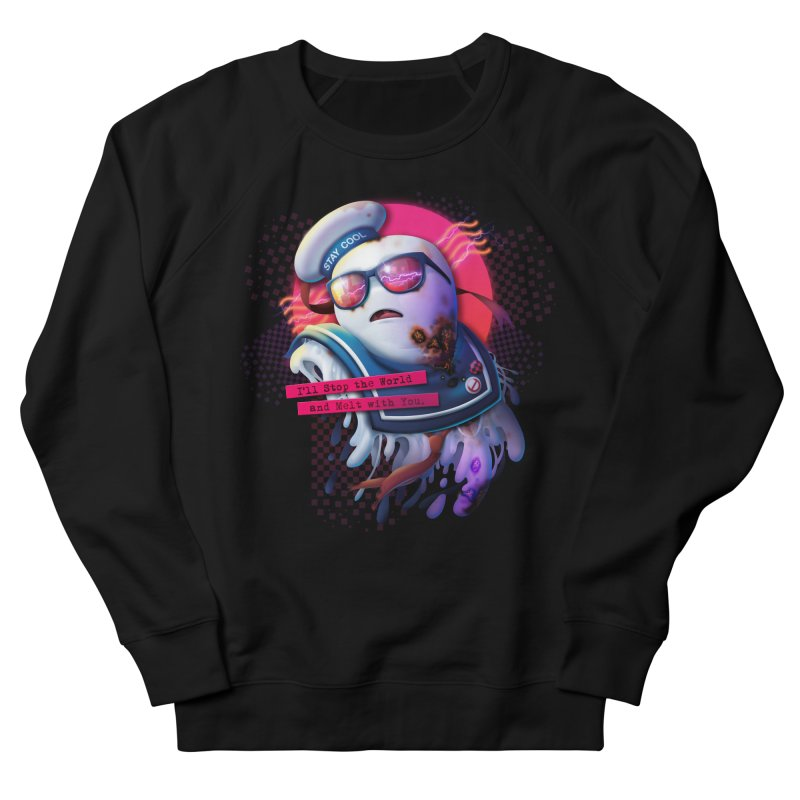 I'll Stop the World and Melt With You Men's Sweatshirt by Rocky Davies Artist Shop