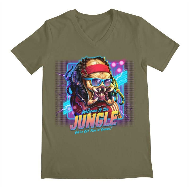 Welcome to the Jungle   by Rocky Davies Artist Shop