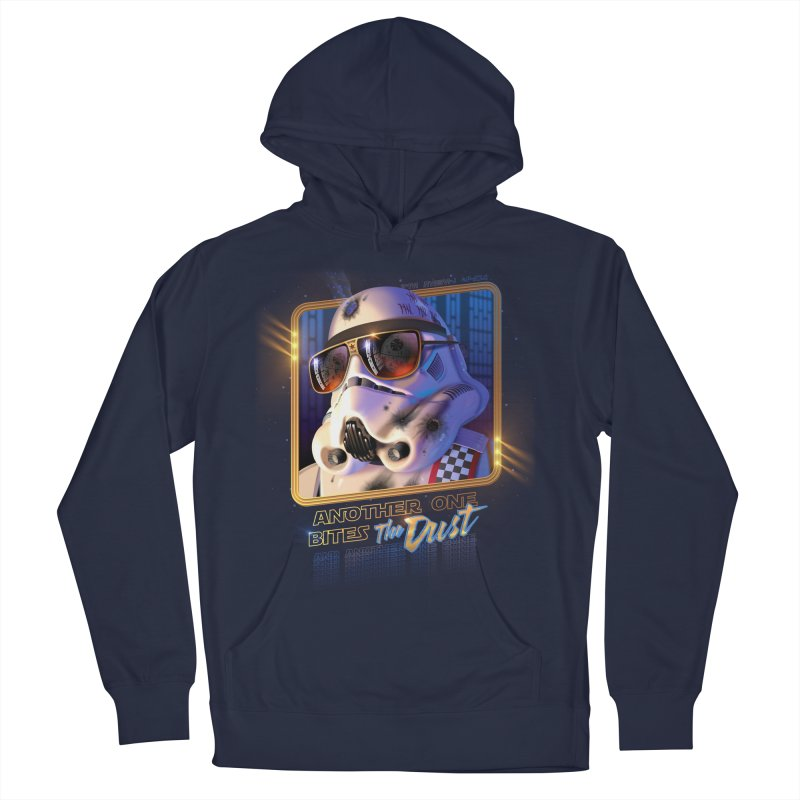 Another One Bites the Dust Men's Pullover Hoody by Rocky Davies Artist Shop