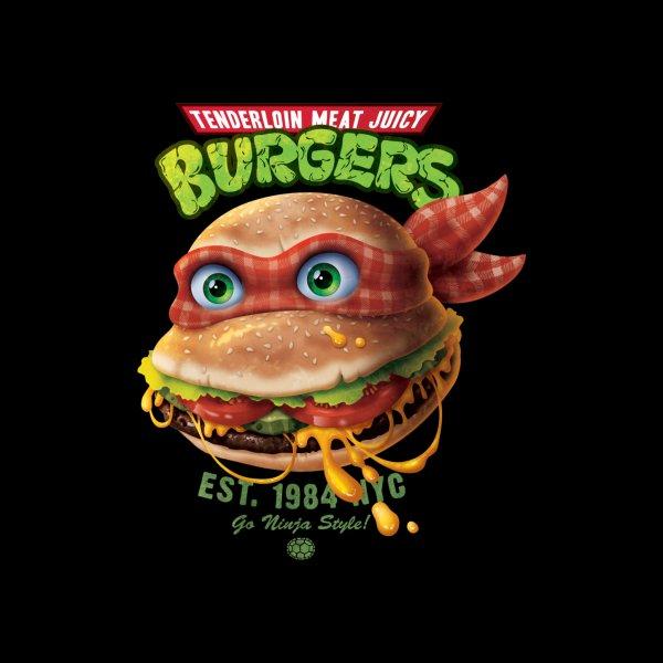 image for Tenderloin Meat Juicy Burgers