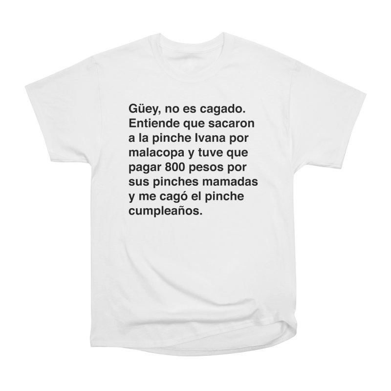 Camila e Ivana Women's T-Shirt by Rodrigo Tello