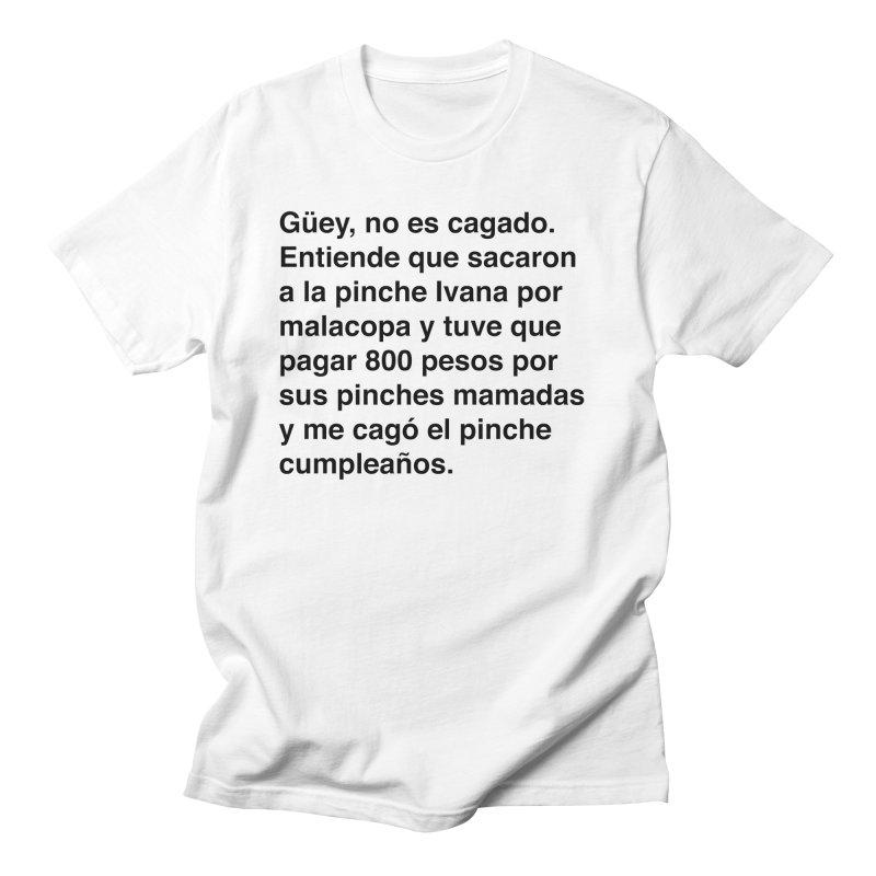 Camila e Ivana Men's T-Shirt by Rodrigo Tello