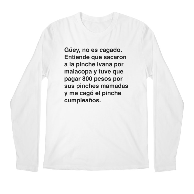 Camila e Ivana Men's Regular Longsleeve T-Shirt by Rodrigo Tello