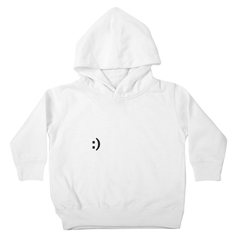 :) Kids Toddler Pullover Hoody by Rodrigo Tello