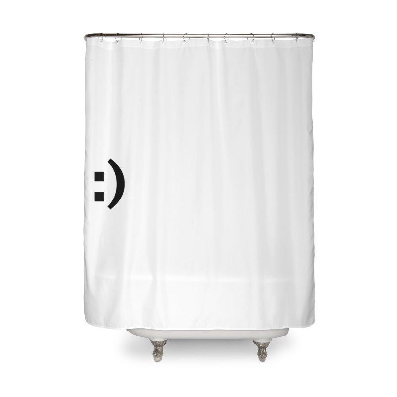 :) Home Shower Curtain by Rodrigo Tello