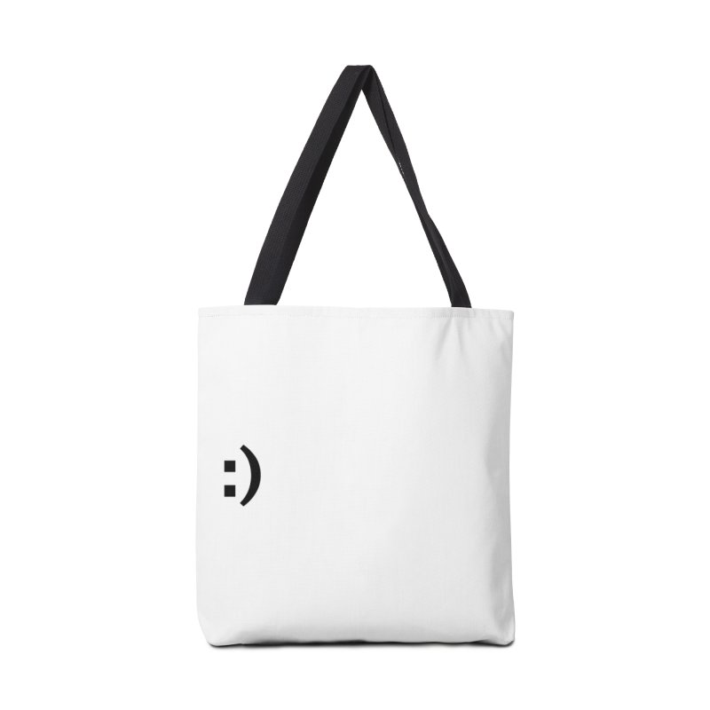 :) Accessories Tote Bag Bag by Rodrigo Tello