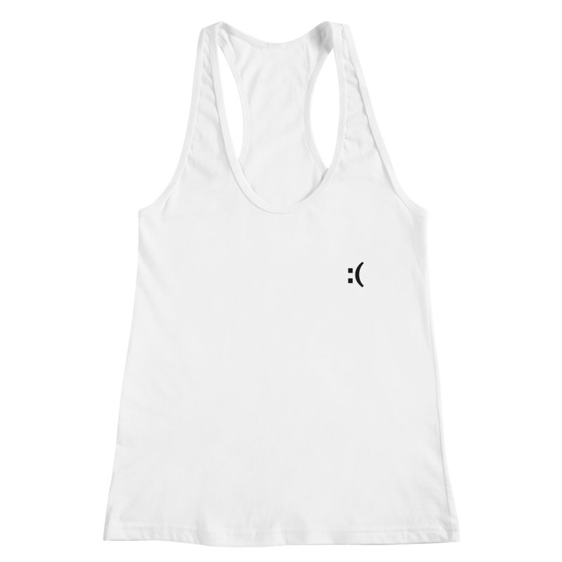 :( Women's Tank by Rodrigo Tello
