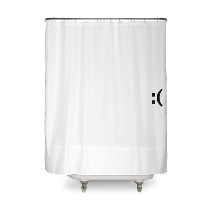 :( Home Shower Curtain by Rodrigo Tello