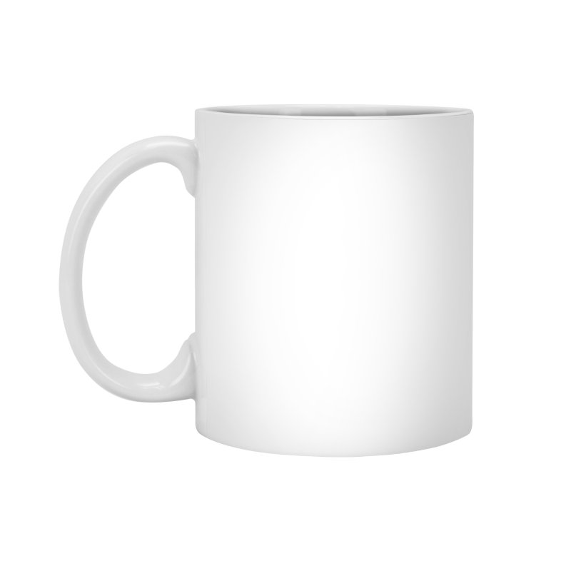 [blank] Accessories Standard Mug by Rodrigo Tello
