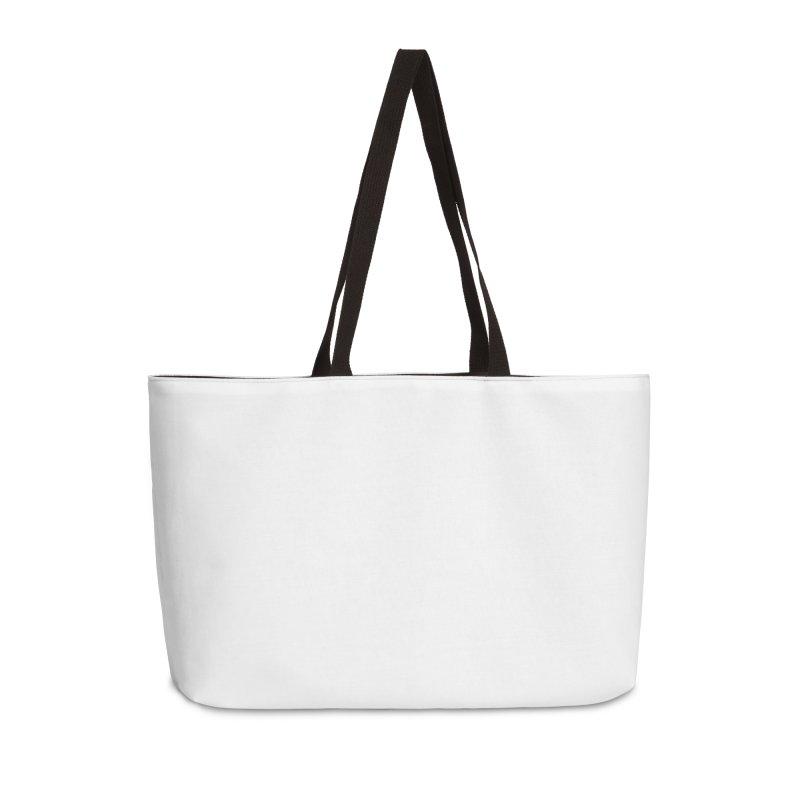 [blank] Accessories Weekender Bag Bag by Rodrigo Tello