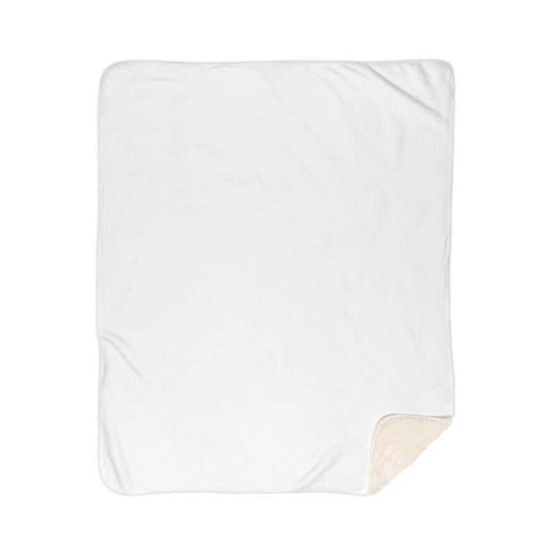 [blank] Home Sherpa Blanket Blanket by Rodrigo Tello