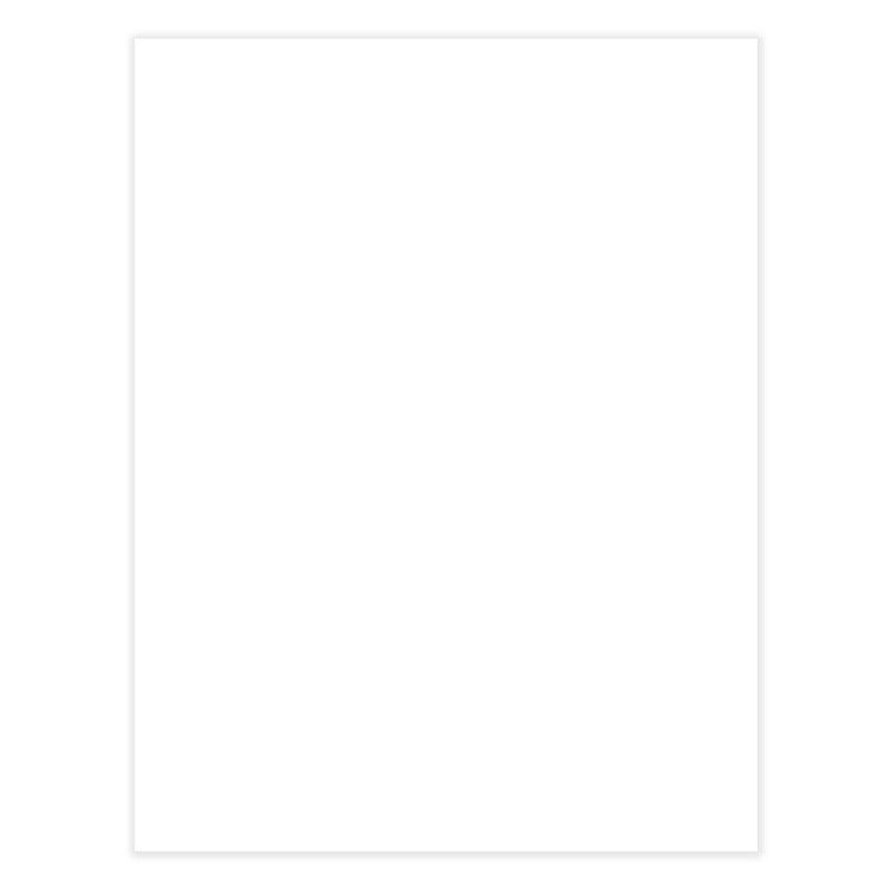 [blank] Home Fine Art Print by Rodrigo Tello