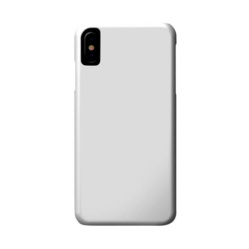 [blank] Accessories Phone Case by Rodrigo Tello