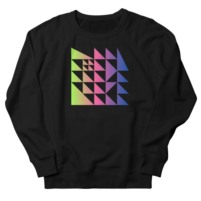 Triangle Pattern 02 Men's Sweatshirt by Rodrigo Tello