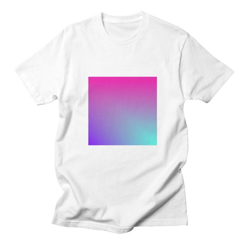 Square 01 Men's T-Shirt by Rodrigo Tello