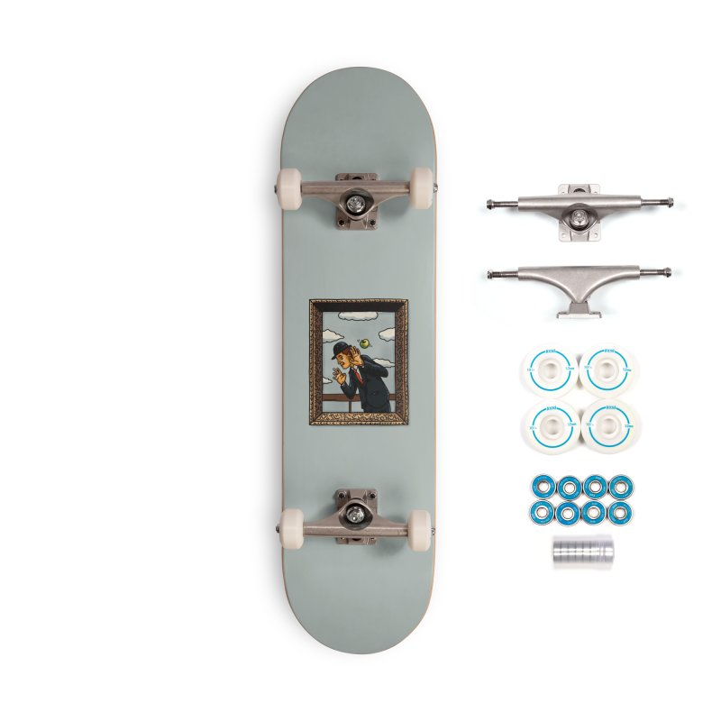 The Son of a... Accessories Complete - Basic Skateboard by Rodrigobhz