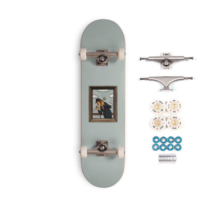 The Son of a... Accessories Complete - Premium Skateboard by Rodrigobhz