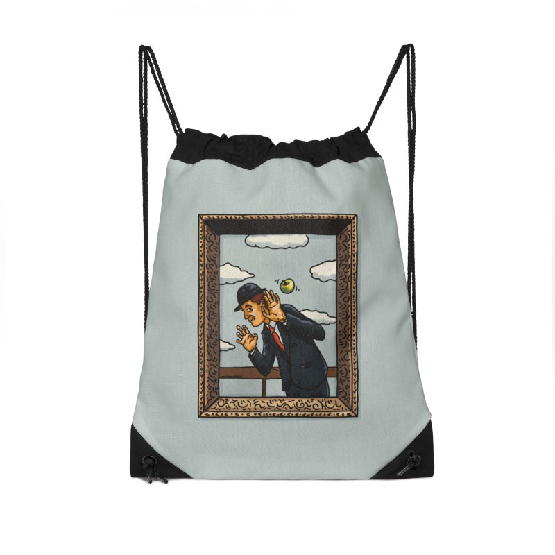 The Son of a... Accessories Drawstring Bag Bag by Rodrigobhz