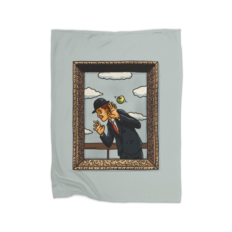 The Son of a... Home Fleece Blanket Blanket by Rodrigobhz