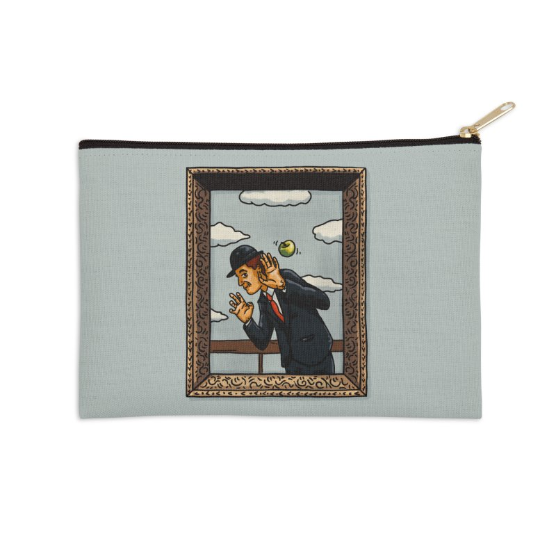 The Son of a... Accessories Zip Pouch by Rodrigobhz