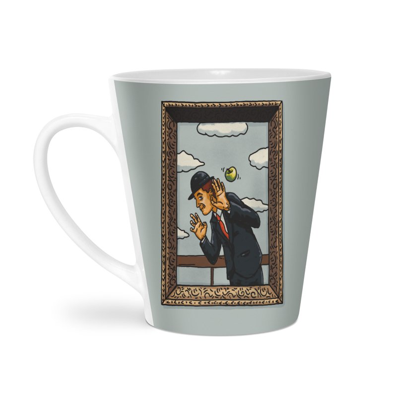 The Son of a... Accessories Latte Mug by Rodrigobhz