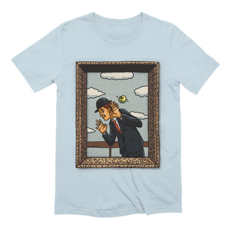 The Son of a... Men's Extra Soft T-Shirt by Rodrigobhz