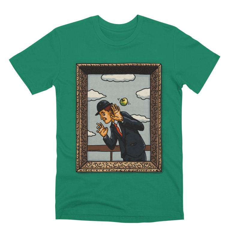 The Son of a... Men's Premium T-Shirt by Rodrigobhz