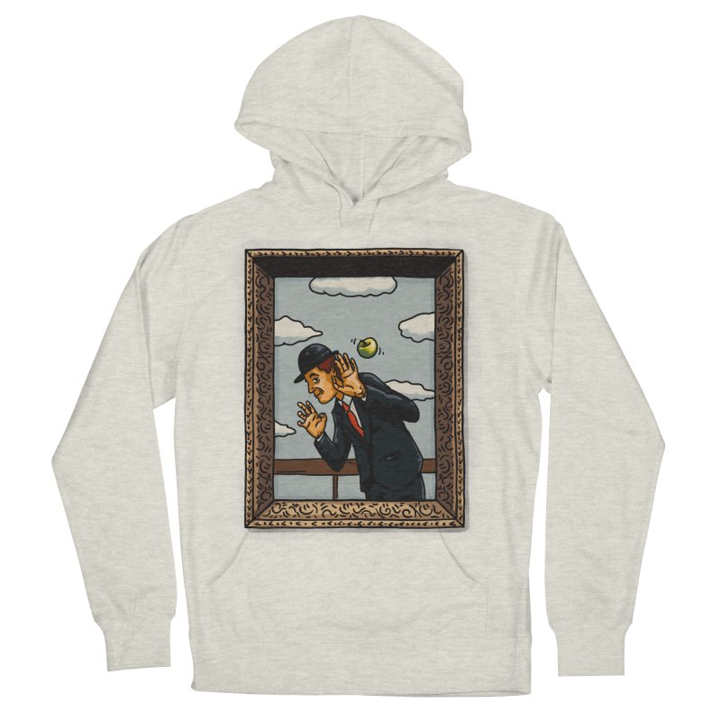 The Son of a... Men's French Terry Pullover Hoody by Rodrigobhz