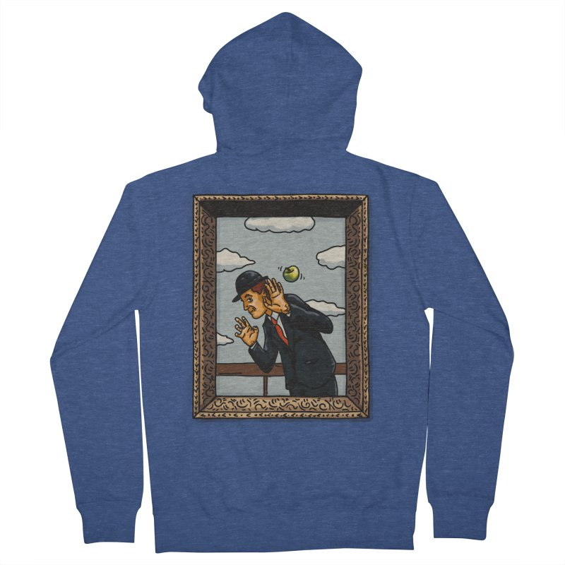 The Son of a... Women's French Terry Zip-Up Hoody by Rodrigobhz