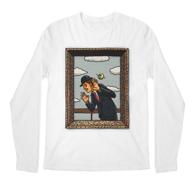 The Son of a... Men's Regular Longsleeve T-Shirt by Rodrigobhz