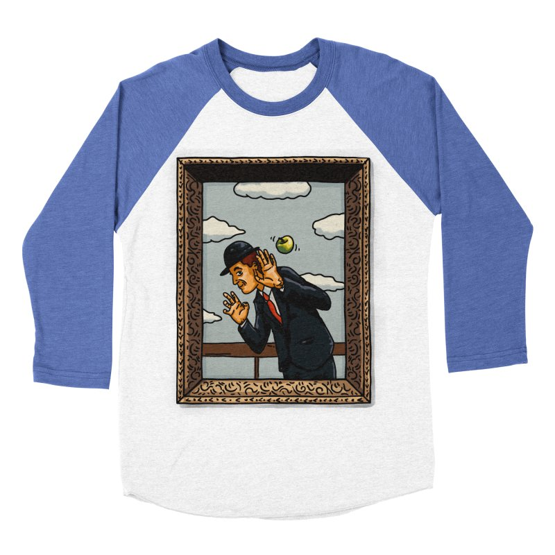 The Son of a... Women's Baseball Triblend Longsleeve T-Shirt by Rodrigobhz