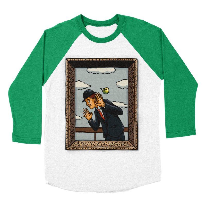 The Son of a... Men's Baseball Triblend Longsleeve T-Shirt by Rodrigobhz