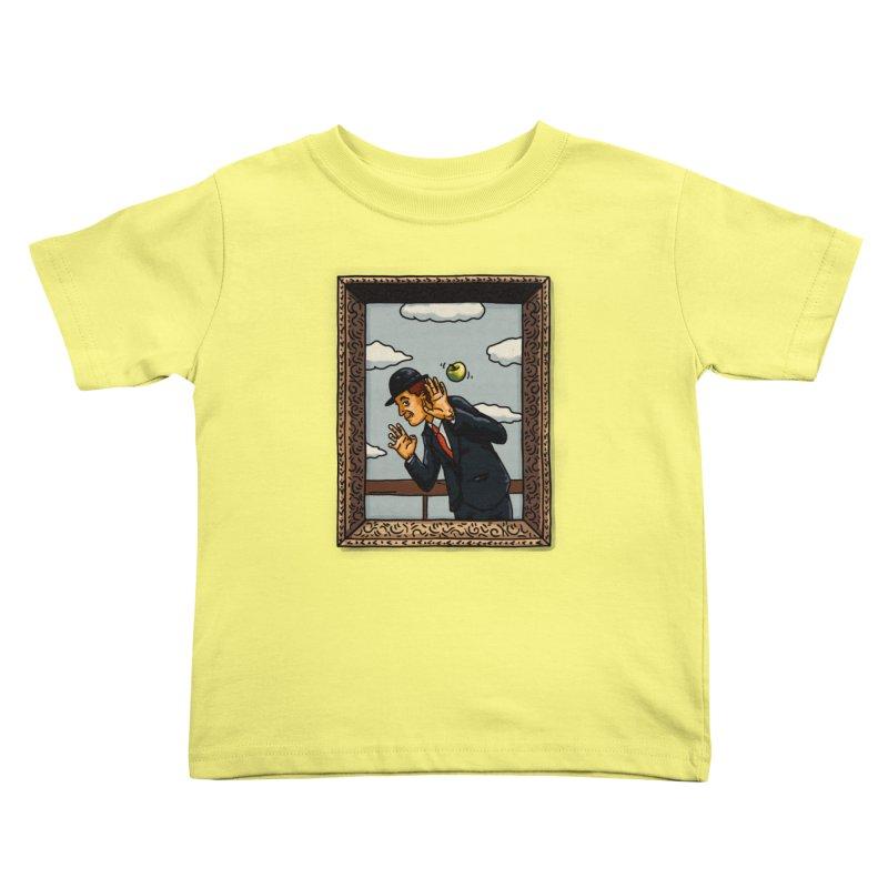 The Son of a... Kids Toddler T-Shirt by Rodrigobhz