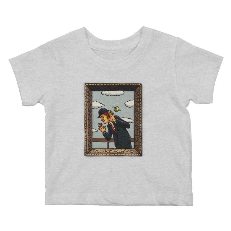 The Son of a... Kids Baby T-Shirt by Rodrigobhz