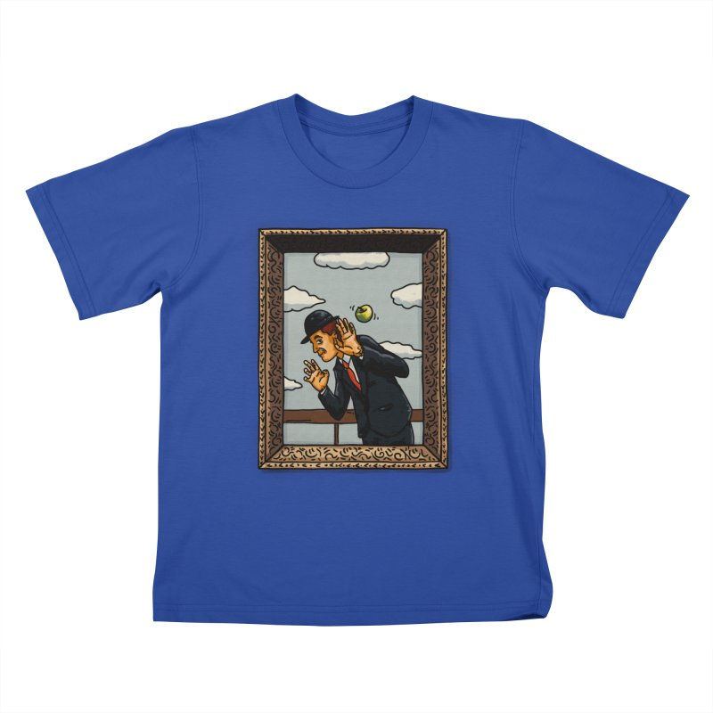 The Son of a... Kids T-Shirt by Rodrigobhz