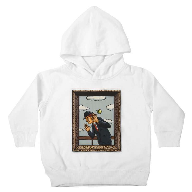 The Son of a... Kids Toddler Pullover Hoody by Rodrigobhz