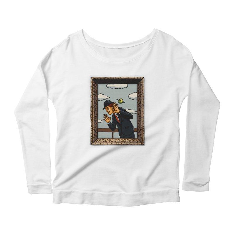 The Son of a... Women's Scoop Neck Longsleeve T-Shirt by Rodrigobhz