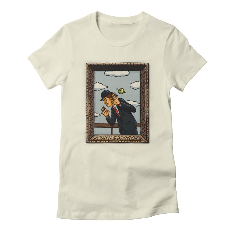 The Son of a... Women's Fitted T-Shirt by Rodrigobhz