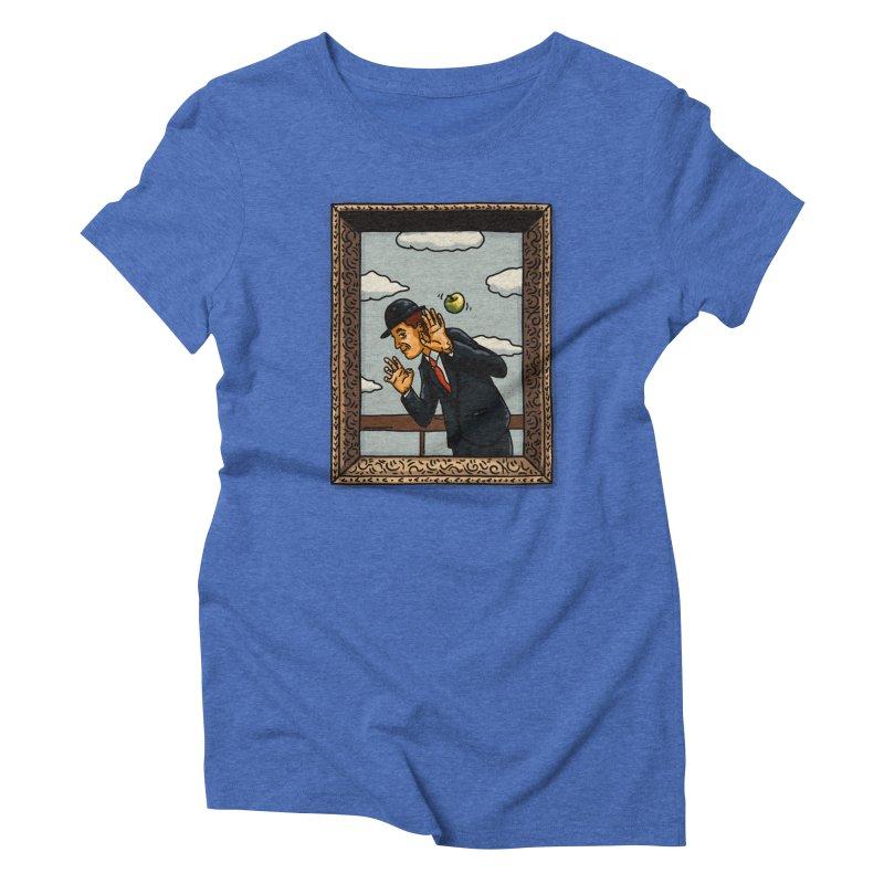 The Son of a... Women's Triblend T-Shirt by Rodrigobhz