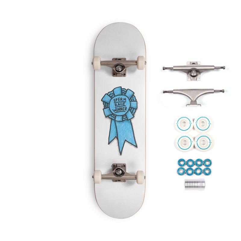Everyone is a winner Accessories Complete - Basic Skateboard by Rodrigobhz