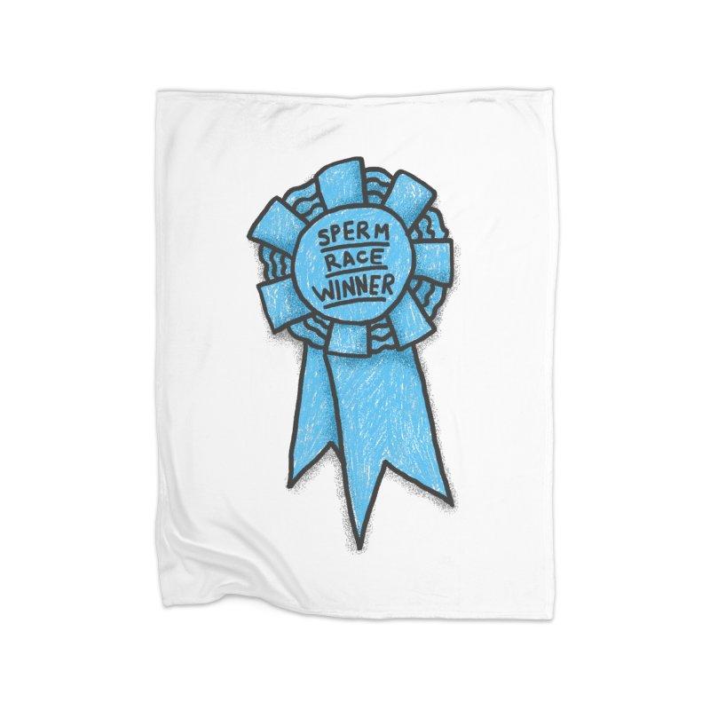 Everyone is a winner Home Fleece Blanket Blanket by Rodrigobhz